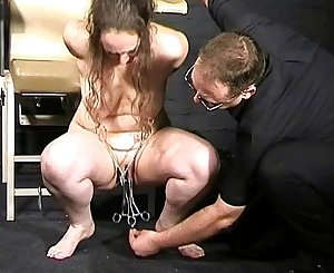 Interrogation punishment and Xxx Bdsm